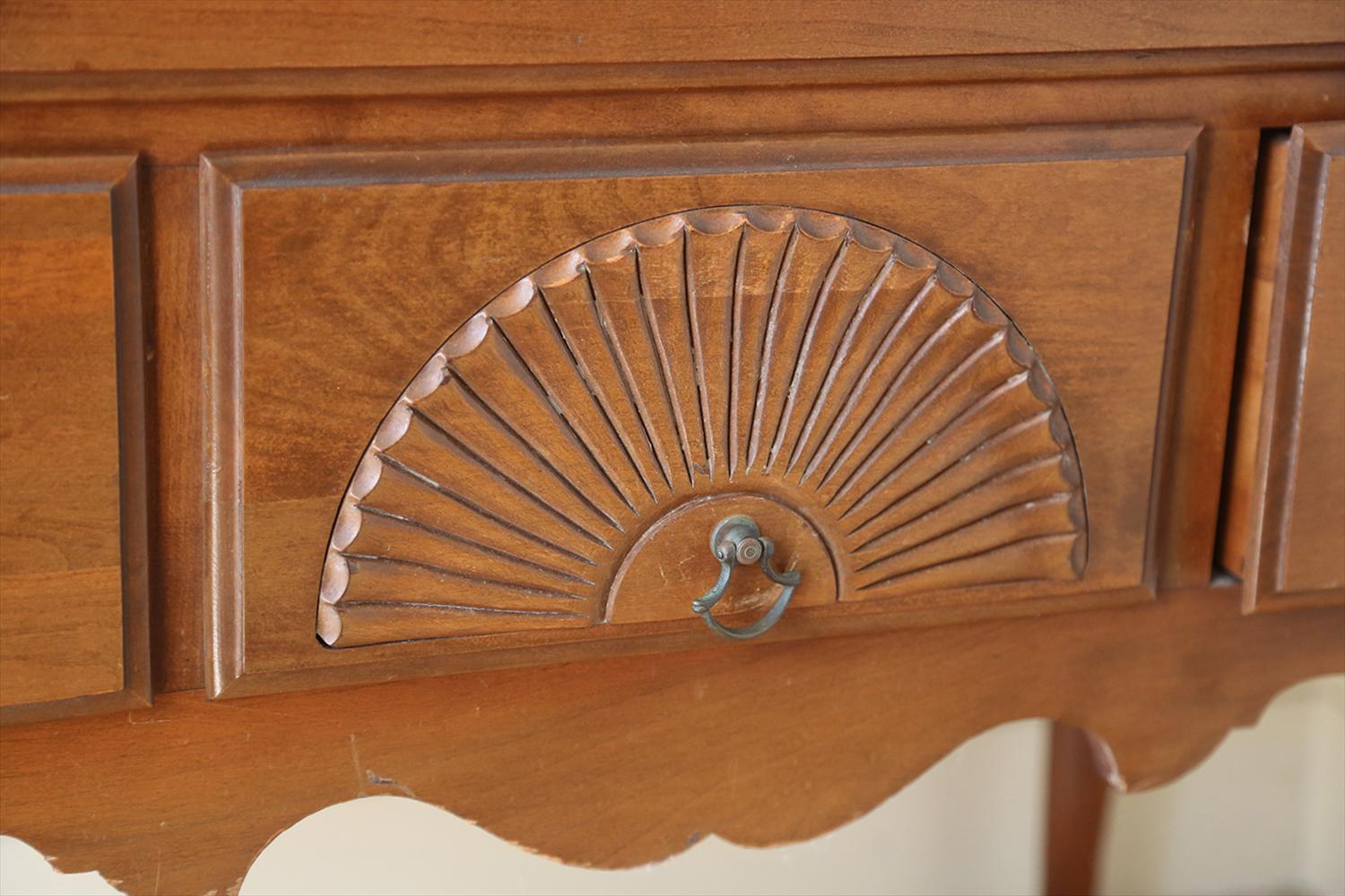 Igavel auctions chippendale style american hardwood chest for Sterling house