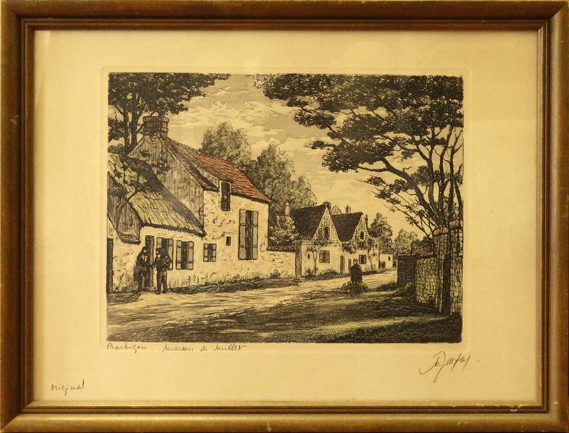 Igavel Auctions Maurice Jacque Quot Barbizon Maiden De