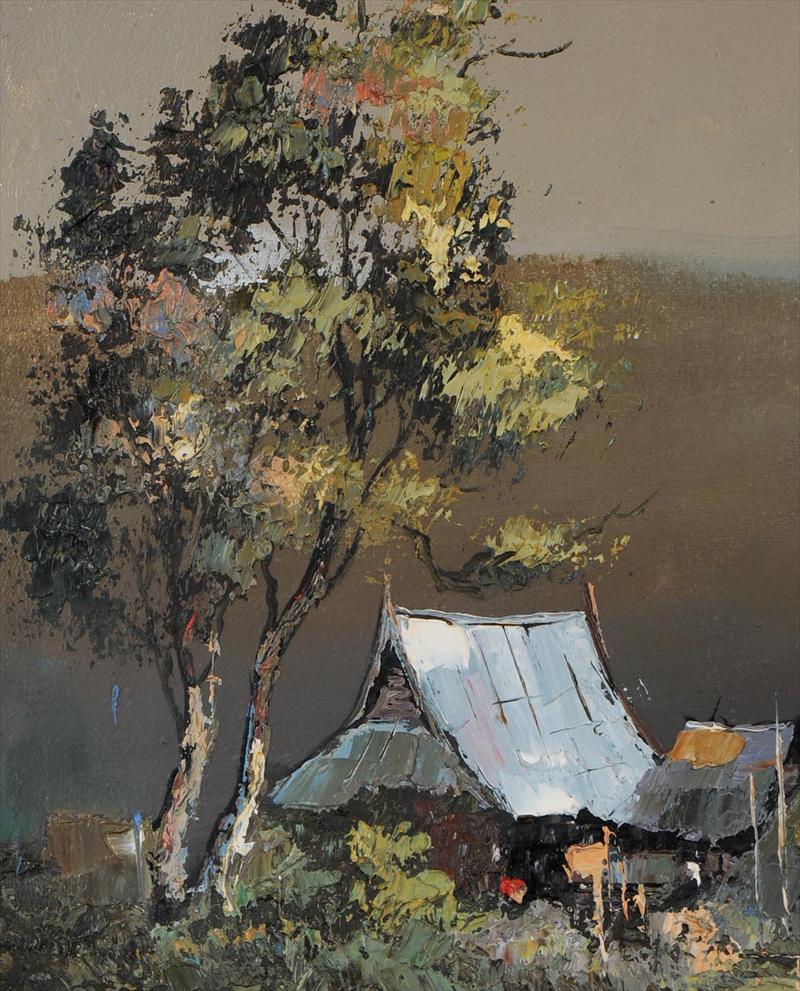 Igavel Auctions Kid Kosalwat Thai 1917 1988 Tents On
