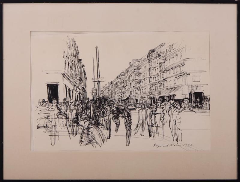 Urban Street Drawings Click Image to Enlarge 5
