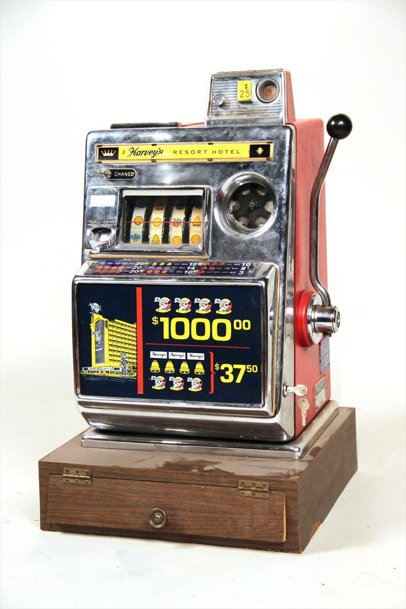 slot machine urn