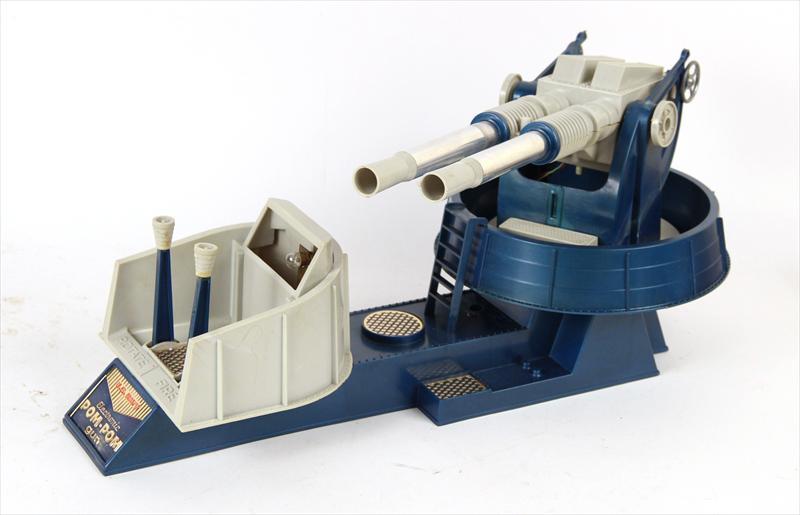 Igavel Auctions Remco Us Navy Pom Pom Gun And Big Max