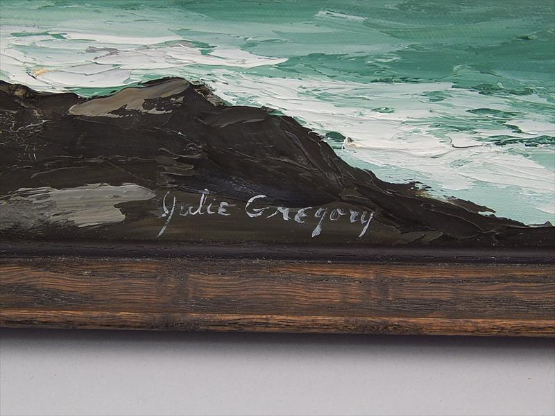 Julie Gregory Oil Painting
