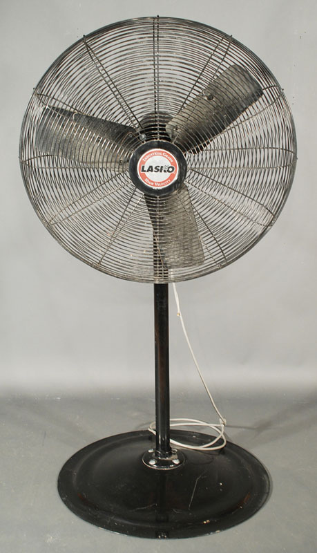 Lasko High Velocity Floor Fan : Igavel auctions large lasko high velocity industrial