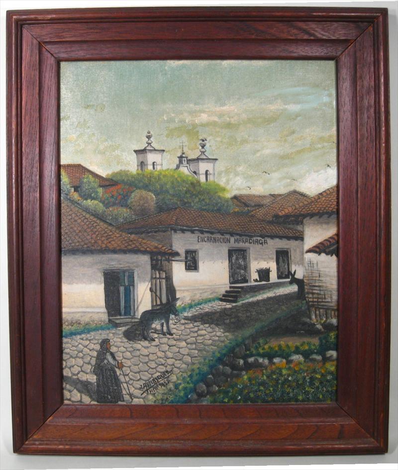 pintor Hondureño jose antonio velasquez - Buscar con ... |Jose Antonio Velasquez Paintings