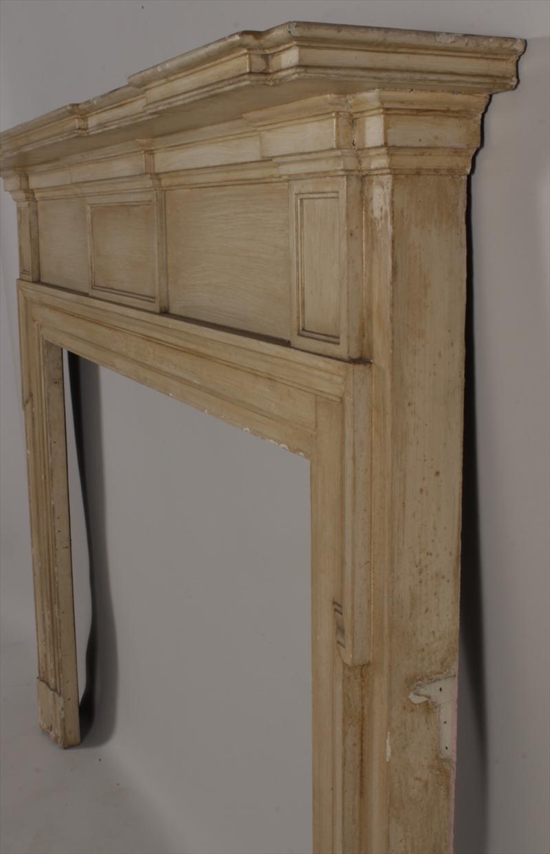 igavel auctions william h jackson wood fireplace surround c