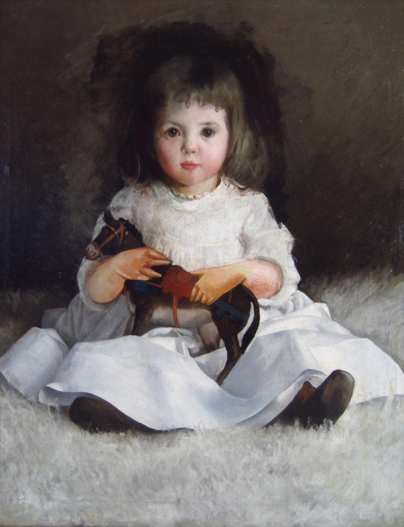 Igavel Auctions Style Of Cecilia Beaux American C 1900