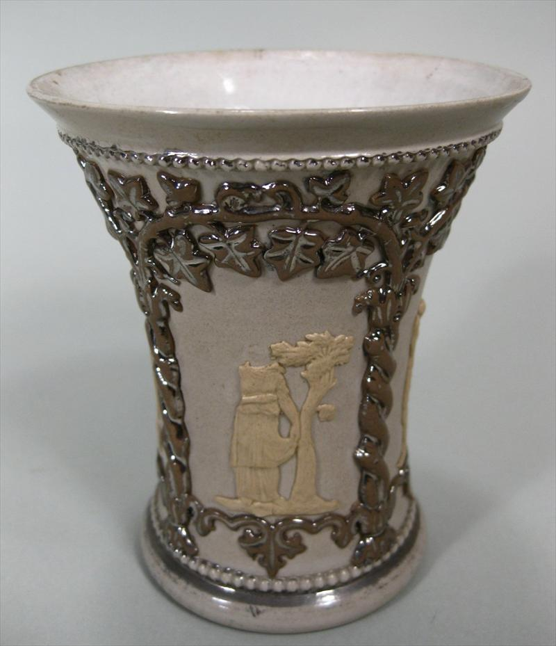 IGavel Auctions: 3 Villeroy & Boch Mettlach Early Ware