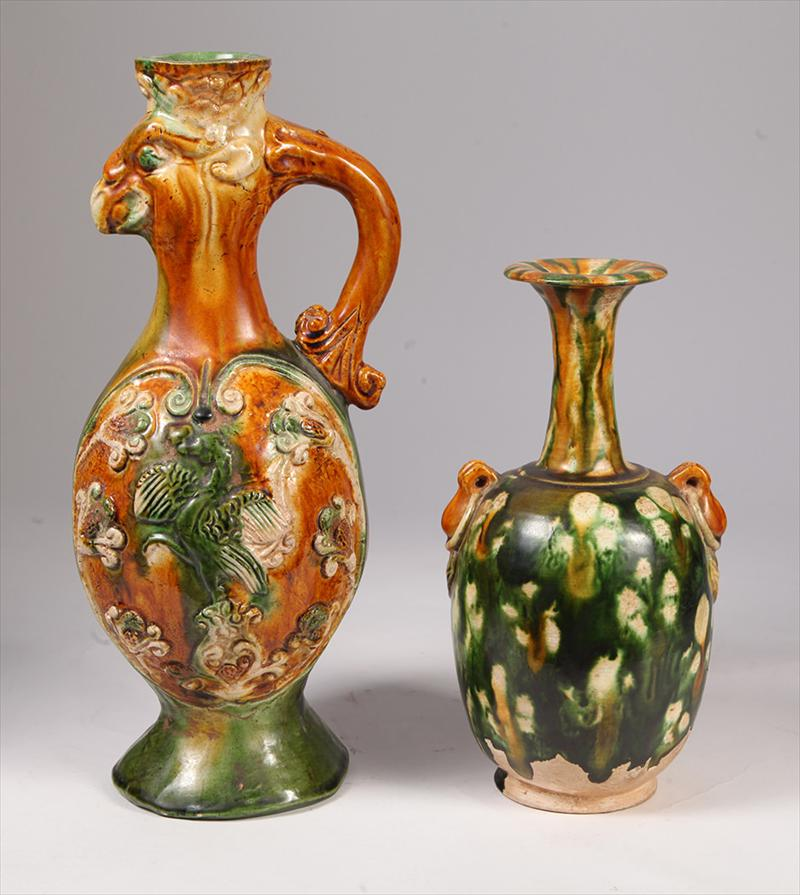 Tang Dynasty Pottery Image Gallery sancai p...