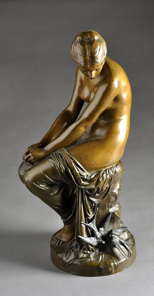 Igavel Auctions Auguste Peiffer Bronze W4emf
