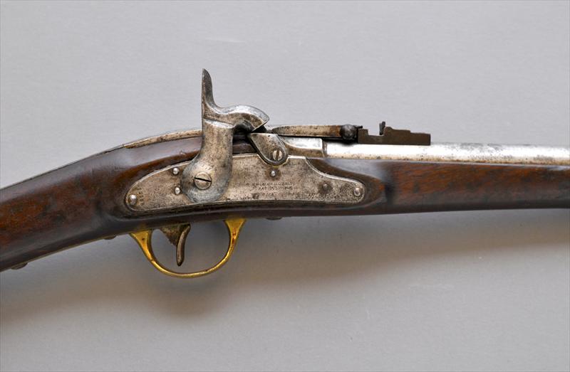 Igavel Auctions Merrill Carbine W1cm1