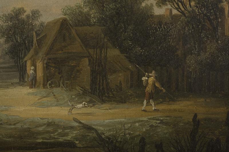 Dutch Landscape Painters 18th Century