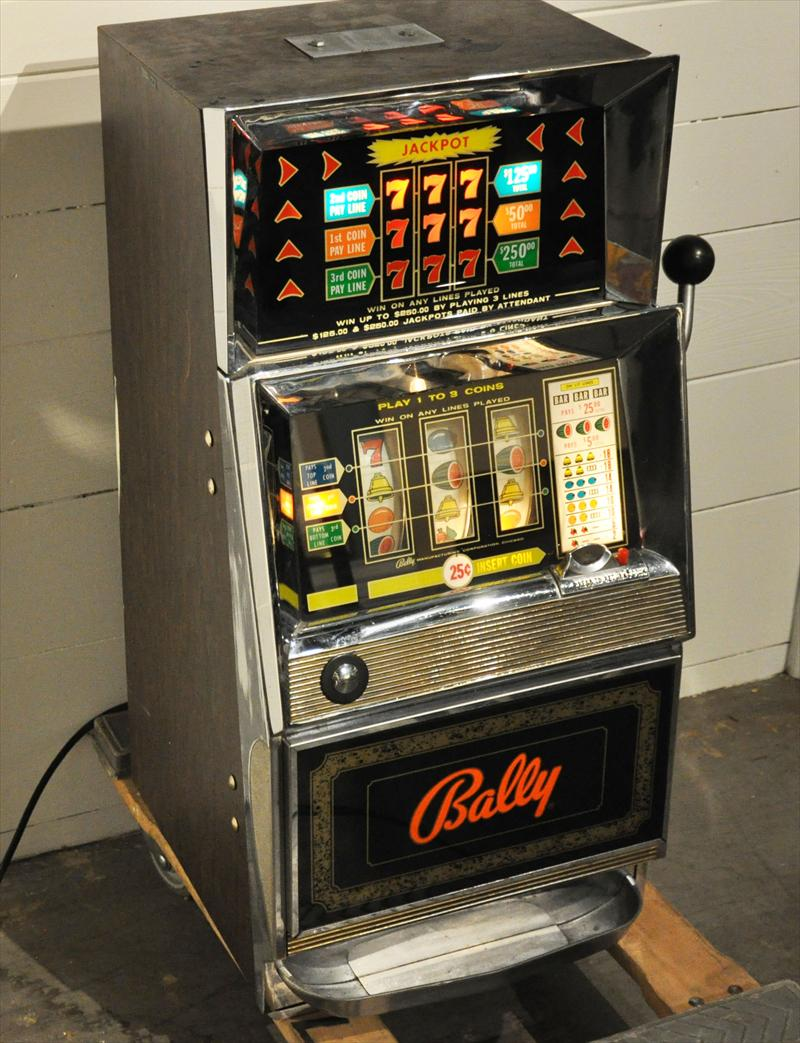 Bally Slot Machine Apps